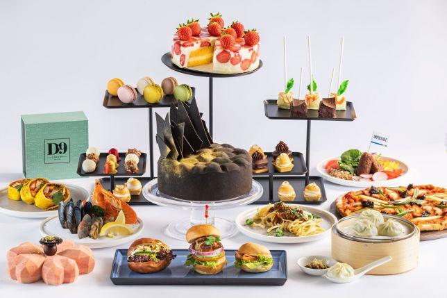 D9 Cakery, Hilton Singapore Launches an Artisanal Saturday High Tea