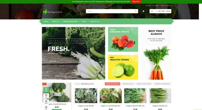 Best Organic Food