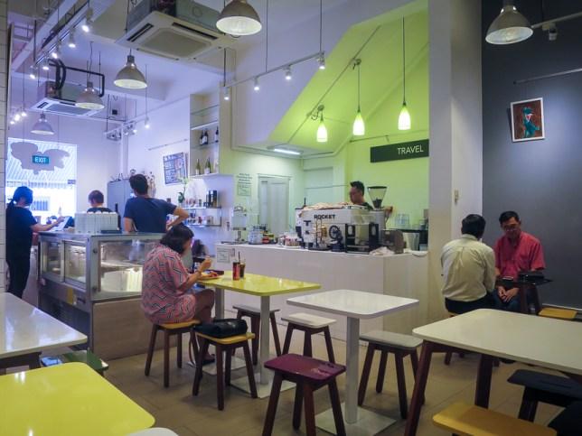 Drips Bakery Café