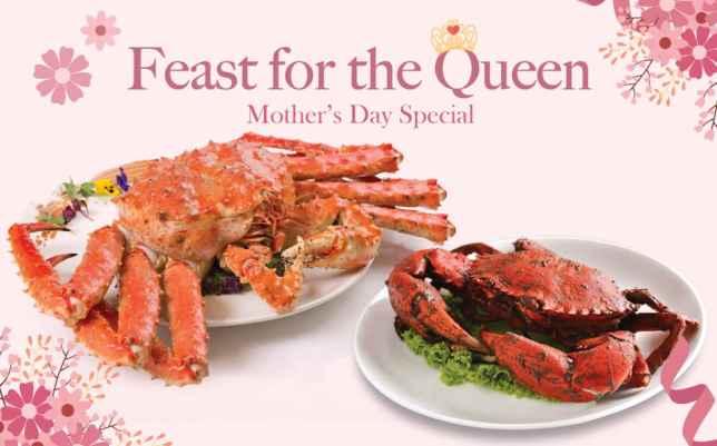 Long Beach Feast for the Queen