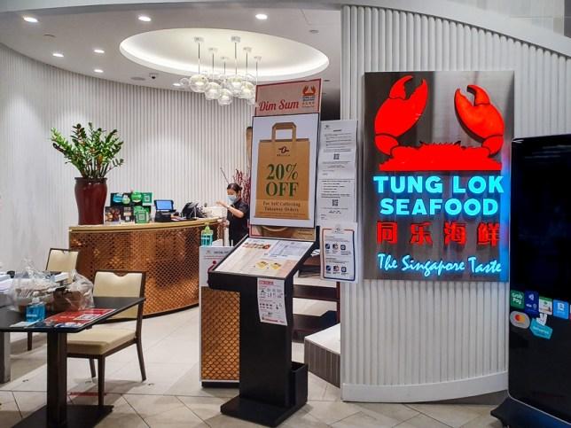 TungLok Seafood Takeaway Bento