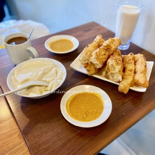 Youtiao With Curry, Beancurd, Egg Tarts & Bolo Bao at Novena Square 2