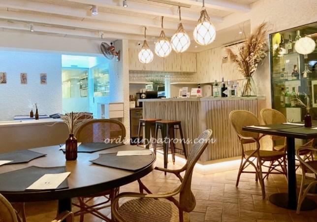 Gaig Spanish Restaurant in Singapore
