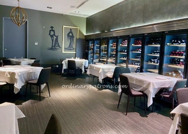 Binomio Spanish Restaurant at Craig Road Singapore