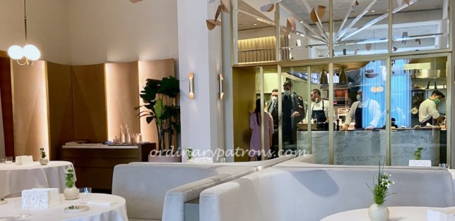 Odette Singapore Restaurant Review