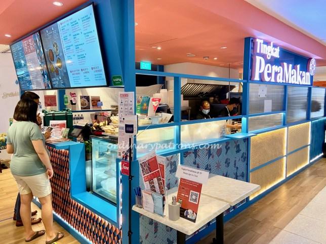 TingKat PeraMakan Thomson Plaza - Affordable Peranakan Food