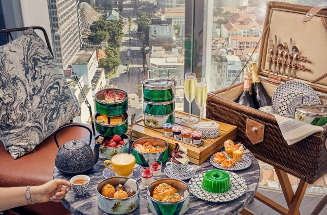 Andaz Staycation Deals in Singapore