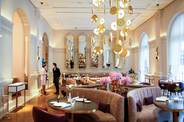 La Dame de Pic Singapore;Top French Restaurants in Singapore 2020 / 2021