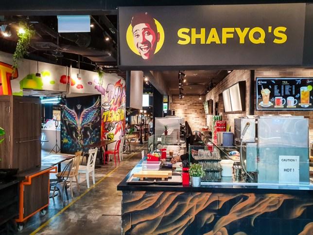 Shafyq's Platform M