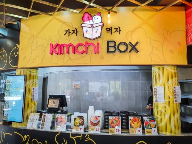 Coastal PlayGrove Food Splash - Kimchi Box
