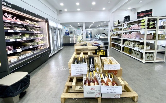 Maison Marie Bistrot & Market : New Cafe at Rail Mall