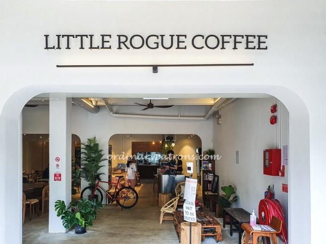 Little Rogue Coffee Tanjong Katong