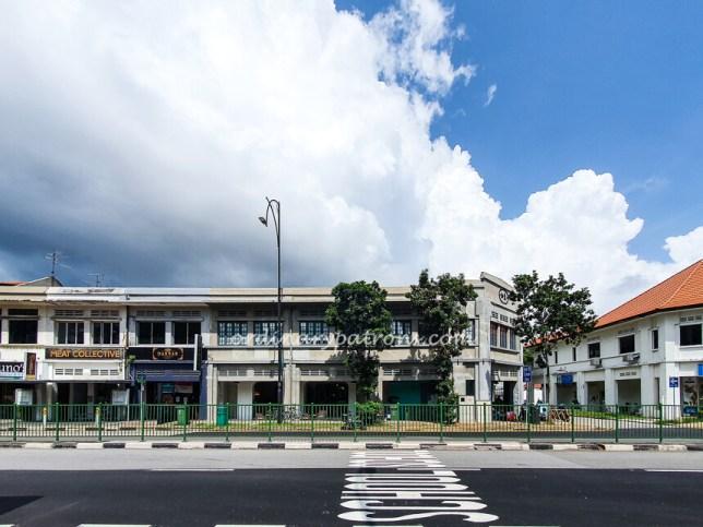 Little Rogue Coffee Tanjong Katong Road
