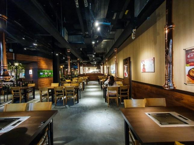 Manna Korean Restaurant @ Singpost Centre