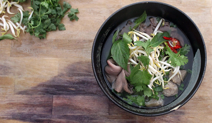 Labour of Love, A Family's Traditional Vietnamese Pho Recipe