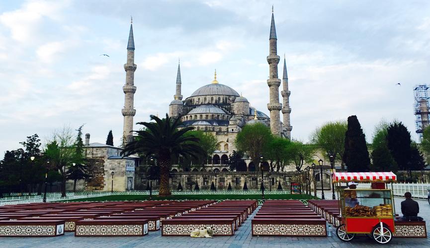 Sultanahmet Mosque Blue Mosque Istanbul