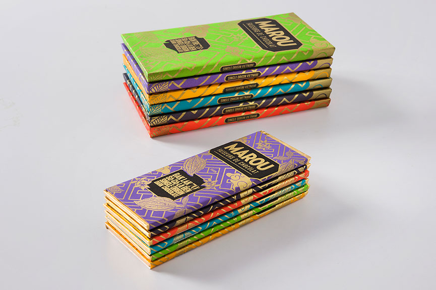 Marou Chocolate range