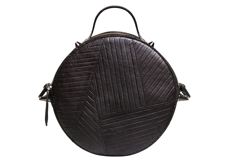 Dulong Clutch ($395), the designers favourite of her collection