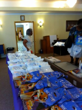 Feed The Children Distribution | August 2011