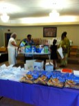 Feed The Children Distribution   August 2011