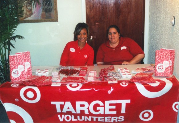 Target Back To School Rally