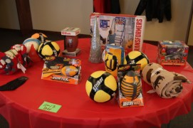 """""""I thank God for this opportunity and for OPI providing the free toys"""" –Rodney Morgan"""