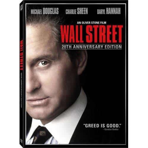 michael douglas gordon gekko wall street carteles de on wall street movie id=70258