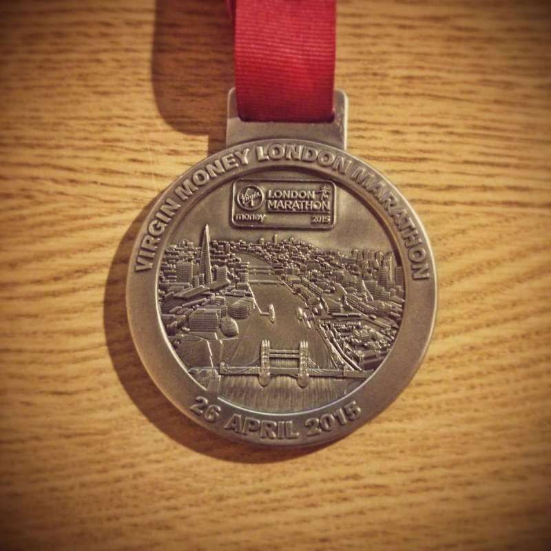 Virgin London Marathon 2015 Race Report