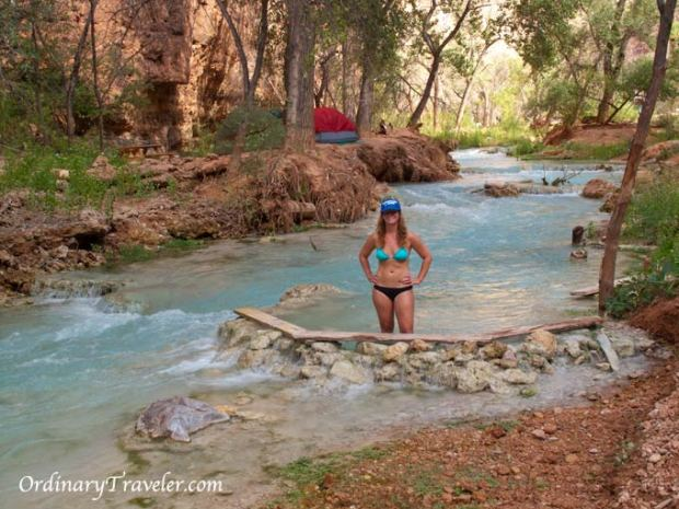 Havasu Falls Travel Tips Havasupai Reservation Arizona