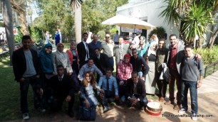 Our amazing Moroccan trainers