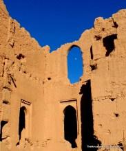 Ancient walls and windows