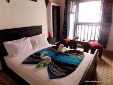 A room at Riad Inna