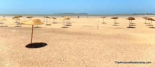 Essaouira's beach