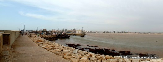 Essaouira harbor