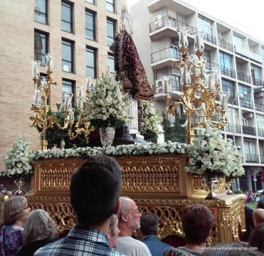 Religious procession