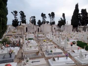 Albufeira cemetery