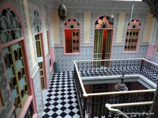 Our zween riad, Dar Jameel