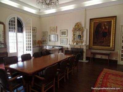 The original American Embassy