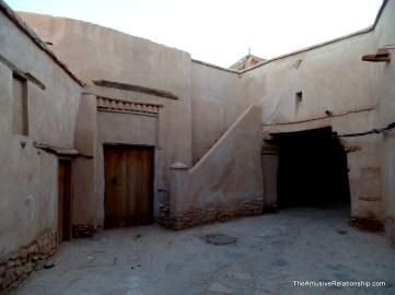 The Figuig Mellah, or Jewish quarter