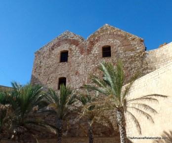 Citadel facade