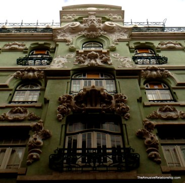 Beautiful façades