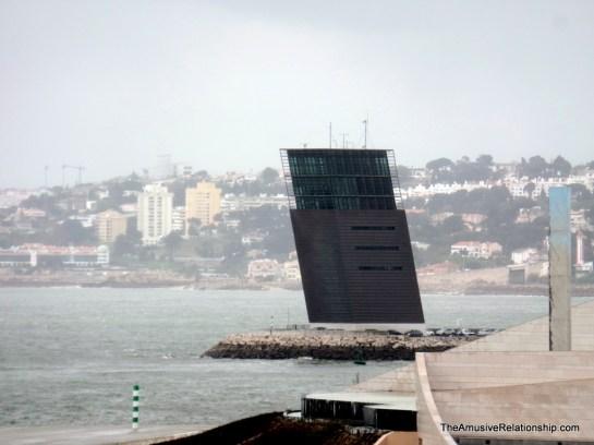 VTS Maritime Traffic Control Tower