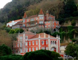 Mansions and chateaus galore