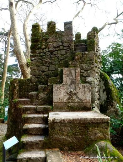 A Christian tomb