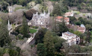 Of the many chateaus around Sintra