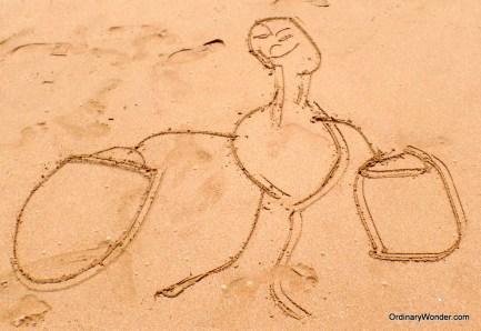 Seussian Sand Art