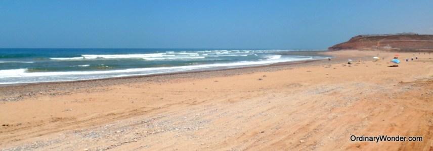Aglou Beach