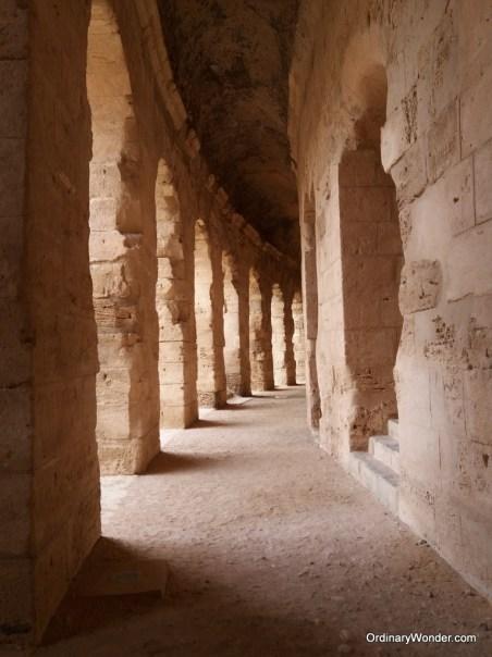 Exterior passageways