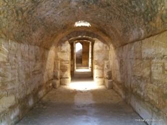 Underground passages