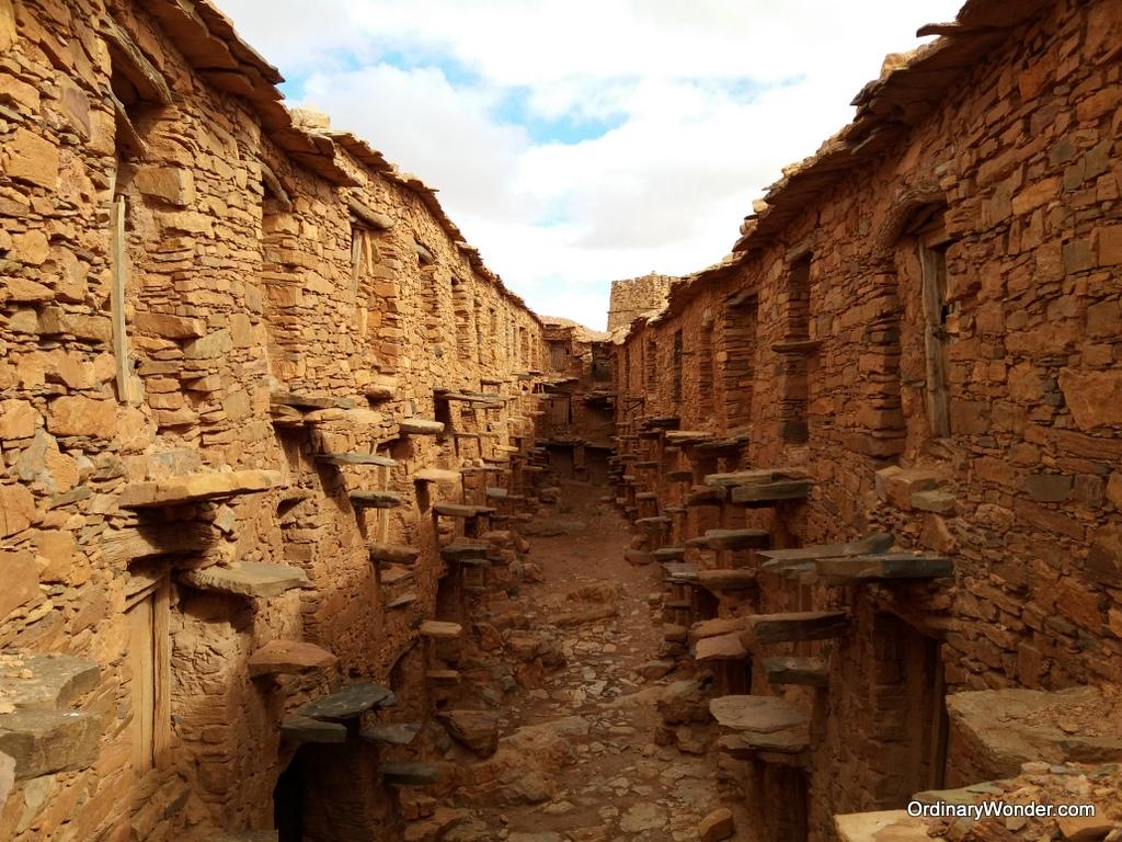 Amazigh Agadirs